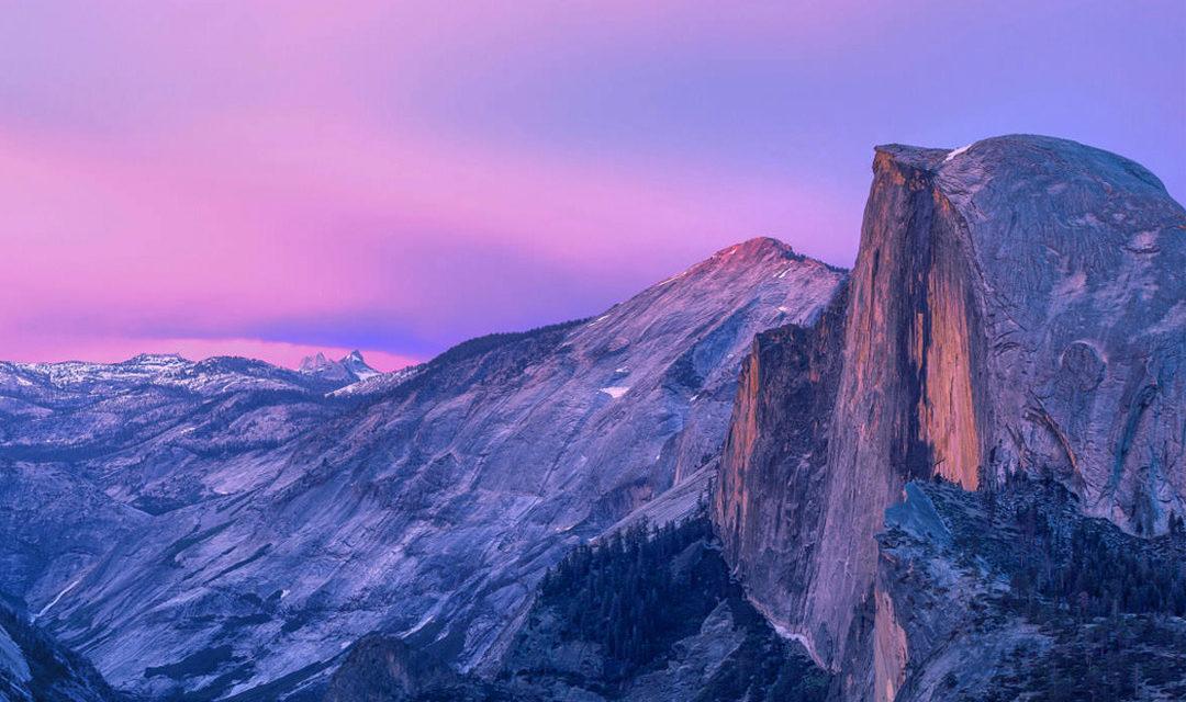 Наше путешествие в США в Yosemite Национальный Парк